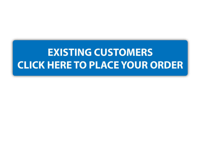 Existing Customer Order